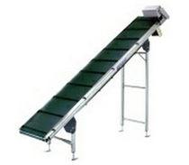 Belt conveyor / inclined